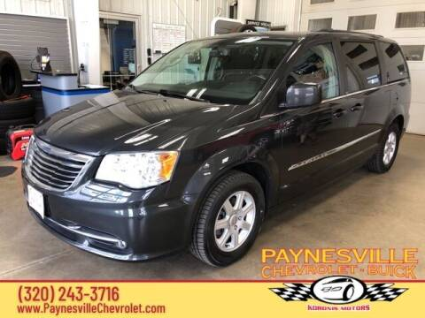 2012 Chrysler Town and Country for sale at Paynesville Chevrolet Buick in Paynesville MN