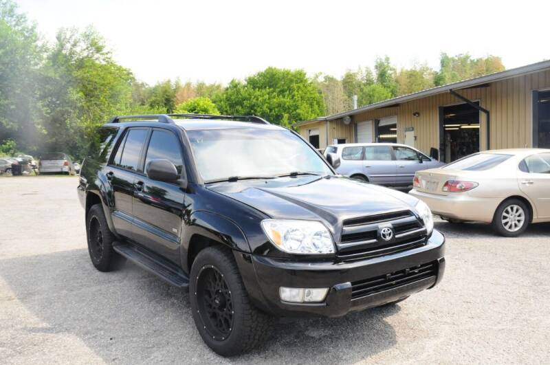 2005 Toyota 4Runner for sale at RICHARDSON MOTORS USED CARS - Buy Here Pay Here in Anderson SC