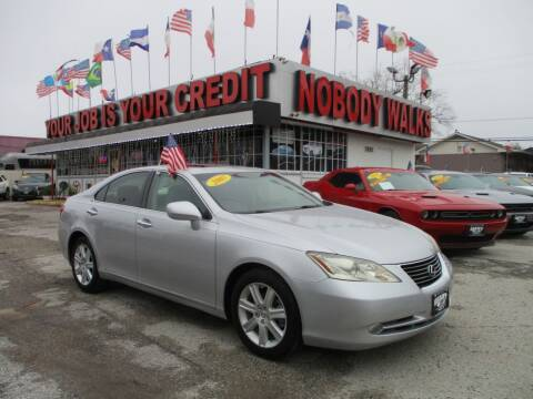 2007 Lexus ES 350 for sale at Giant Auto Mart 2 in Houston TX