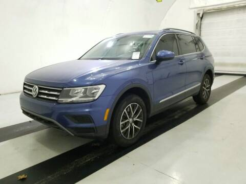 2020 Volkswagen Tiguan for sale at Imotobank in Walpole MA