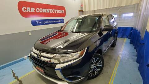 2018 Mitsubishi Outlander for sale at CAR CONNECTIONS in Somerset MA