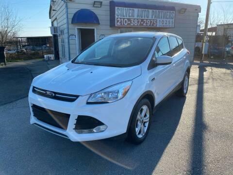 2016 Ford Escape for sale at Silver Auto Partners in San Antonio TX