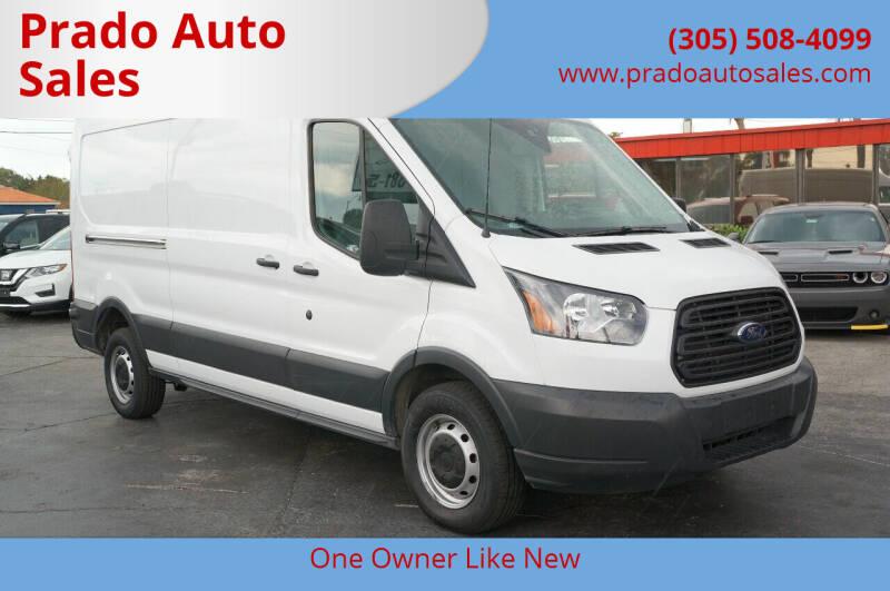 2018 Ford Transit Cargo for sale at Prado Auto Sales in Miami FL