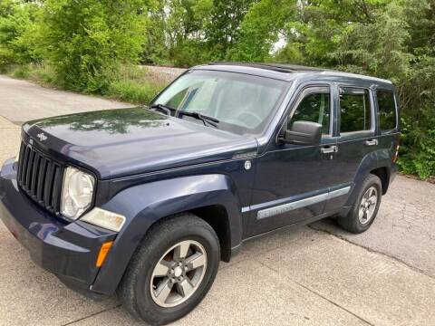 2008 Jeep Liberty for sale at 1A Auto Mart Inc in Smyrna TN