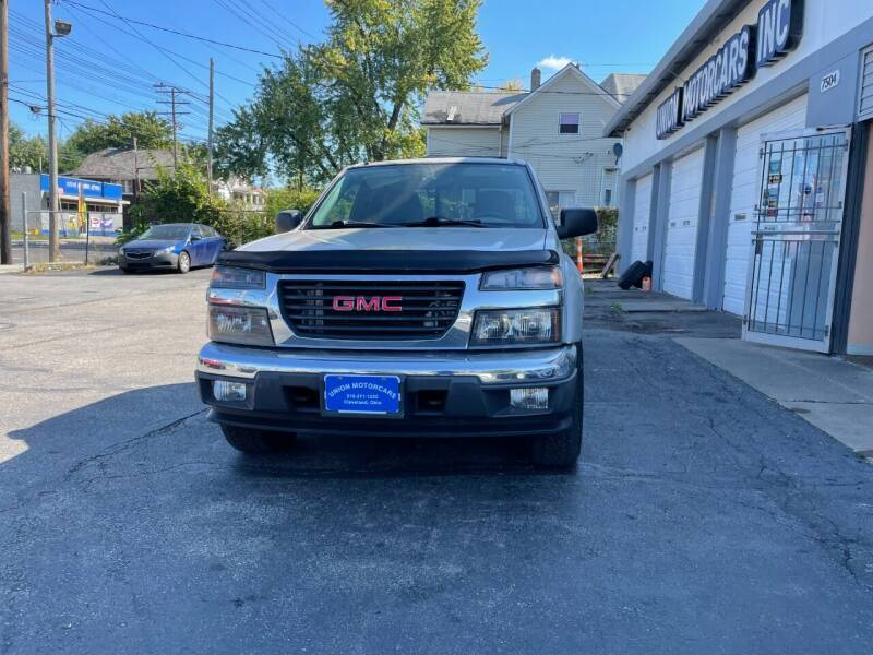 2004 GMC Canyon for sale at Union Motor Cars Inc in Cleveland OH