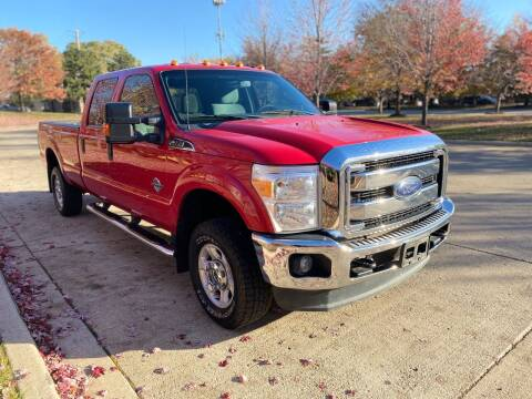 2014 Ford F-350 Super Duty for sale at Western Star Auto Sales in Chicago IL