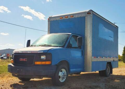 2007 GMC Savana Cutaway for sale at A F SALES & SERVICE in Indianapolis IN