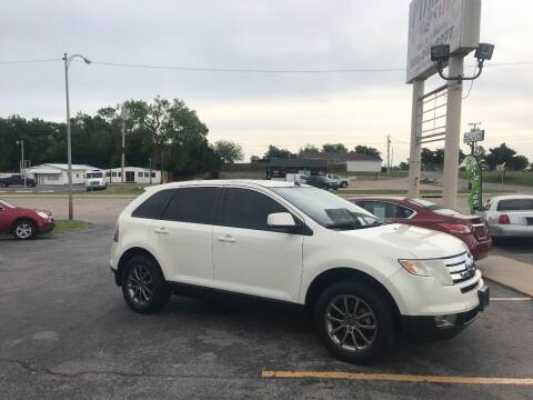2008 Ford Edge for sale at Patriot Auto Sales in Lawton OK