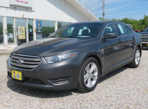 2016 Ford Taurus for sale at Low Cost Cars in Circleville OH