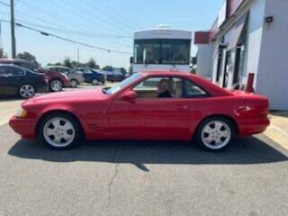 1999 Mercedes-Benz SL-Class for sale at Auto Pros in Rock Hill SC