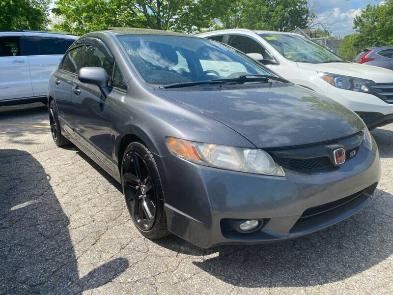 2011 Honda Civic for sale at Welcome Motors LLC in Haverhill MA