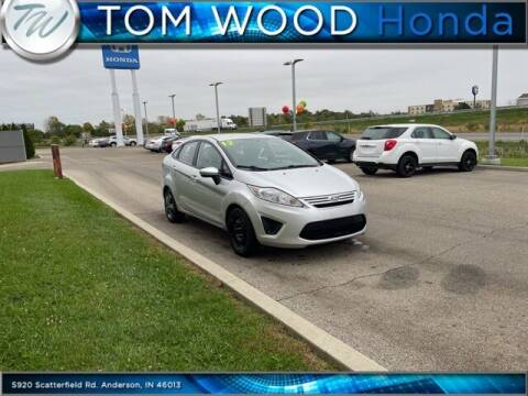 2012 Ford Fiesta for sale at Tom Wood Honda in Anderson IN