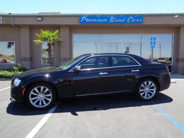 2019 Chrysler 300 for sale at Family Auto Sales in Victorville CA