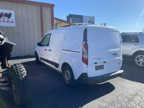 2014 Ford Transit Connect Cargo for sale at Bam Auto Sales in Azle TX