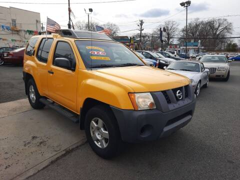 2008 Nissan Xterra for sale at K & S Motors Corp in Linden NJ