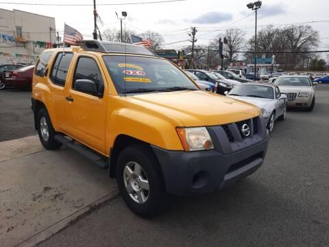 2008 Nissan Xterra for sale at K & S Motors Corp in Linden NJ