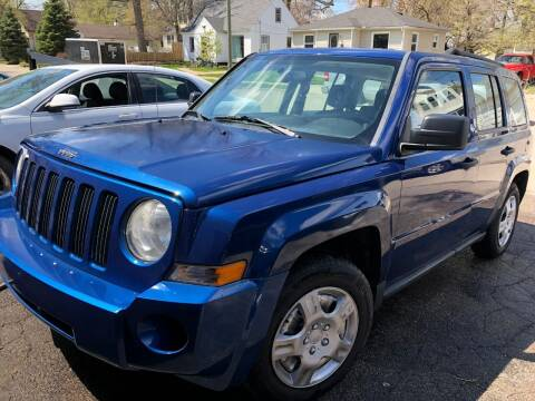 2009 Jeep Patriot for sale at ABC Motors in Wyoming MI
