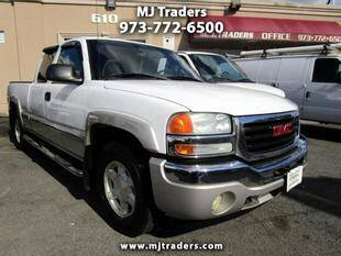 2005 GMC Sierra 1500 for sale at M J Traders Ltd. in Garfield NJ