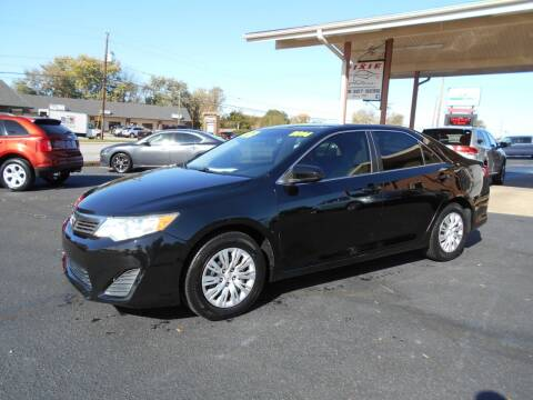 2014 Toyota Camry for sale at W&W Dixie Motors Inc in Hickory NC