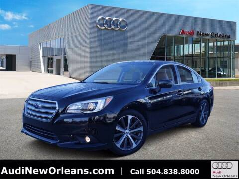 2015 Subaru Legacy for sale at Metairie Preowned Superstore in Metairie LA