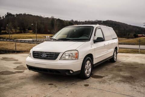 2005 Ford Freestar for sale at CarUnder10k in Dayton TN
