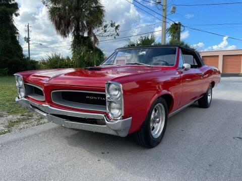 1967 Pontiac Tempest for sale at American Classics Autotrader LLC in Pompano Beach FL