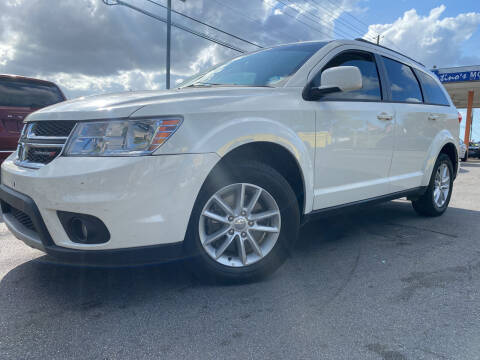 2016 Dodge Journey for sale at LATINOS MOTOR OF ORLANDO in Orlando FL