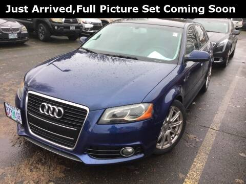 2012 Audi A3 for sale at Royal Moore Custom Finance in Hillsboro OR