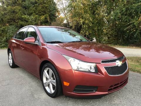 2013 Chevrolet Cruze for sale at Pristine AutoPlex in Burlington NC