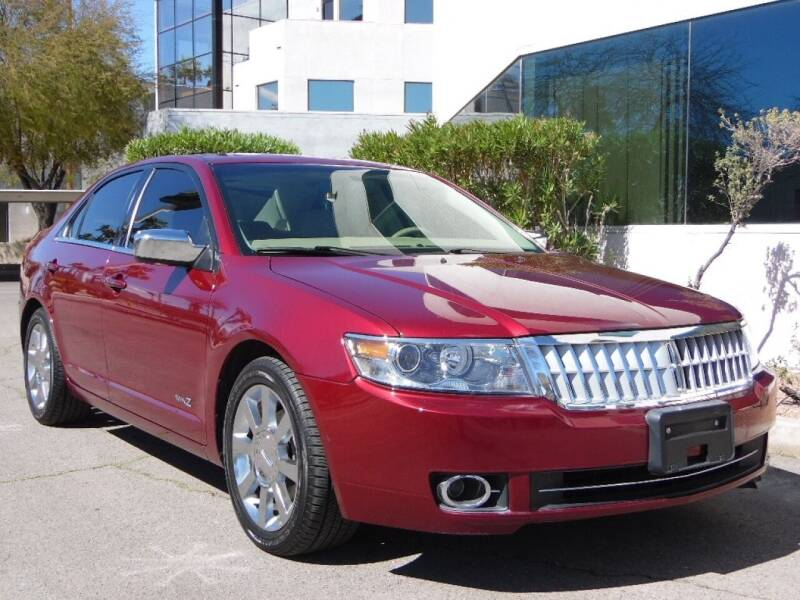 2007 Lincoln MKZ for sale at Auction Motors in Las Vegas NV