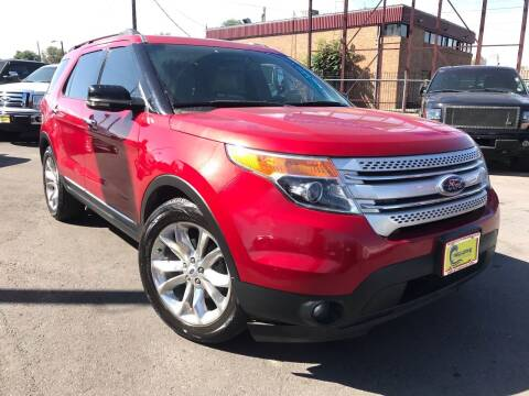 2012 Ford Explorer for sale at New Wave Auto Brokers & Sales in Denver CO