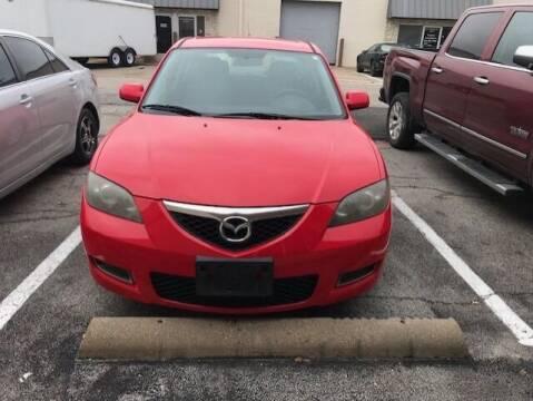 2007 Mazda MAZDA3 for sale at Reliable Auto Sales in Plano TX