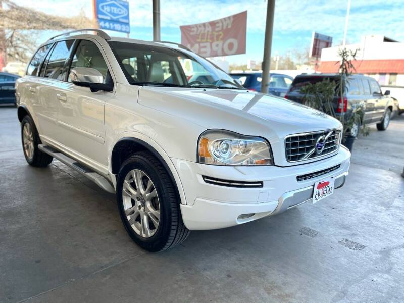 2013 Volvo XC90 for sale at Hi-Tech Automotive - Congress in Austin TX