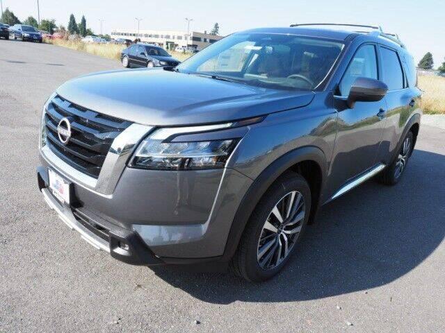 2022 Nissan Pathfinder for sale in Burlington, WA