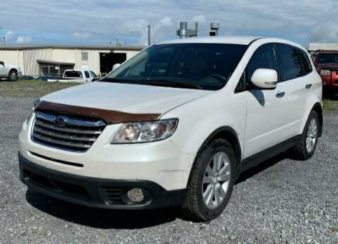 2012 Subaru Tribeca for sale at BSA Pre-Owned Autos LLC in Hinton WV