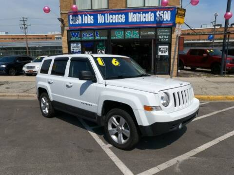 2016 Jeep Patriot for sale at West Oak in Chicago IL
