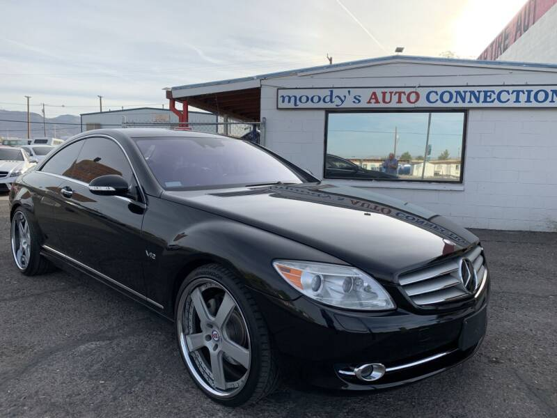 2007 Mercedes-Benz CL-Class for sale at Moody's Auto Connection LLC in Henderson NV