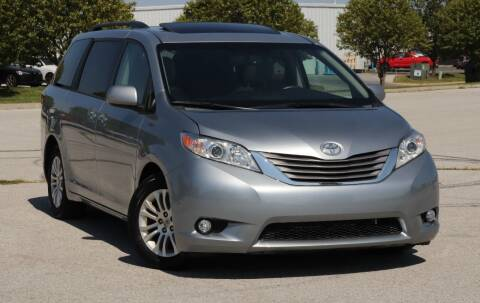 2015 Toyota Sienna for sale at Big O Auto LLC in Omaha NE