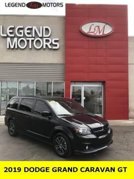 2019 Dodge Grand Caravan for sale at Legend Motors of Waterford - Legend Motors of Ferndale in Ferndale MI