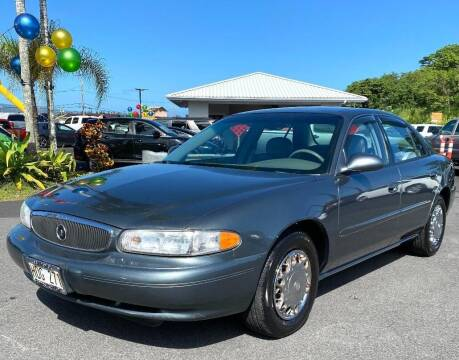 2004 Buick Century for sale at PONO'S USED CARS in Hilo HI