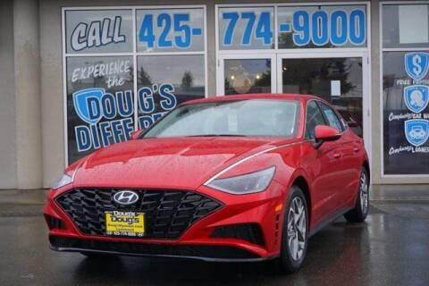 2020 Hyundai Sonata for sale at Jeremy Sells Hyundai in Edmunds WA