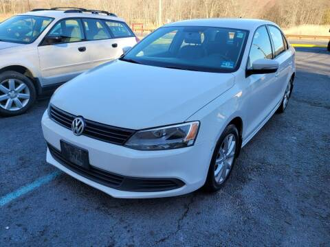 2012 Volkswagen Jetta for sale at Sussex County Auto & Trailer Exchange -$700 drives in Wantage NJ