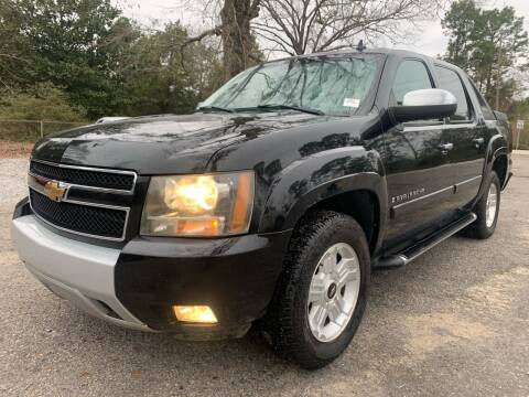 2008 Chevrolet Avalanche for sale at Triple A Wholesale llc in Eight Mile AL