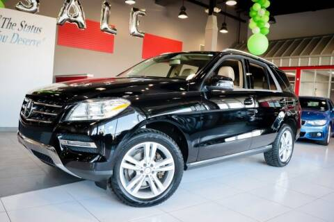 2015 Mercedes-Benz M-Class for sale at Quality Auto Center of Springfield in Springfield NJ