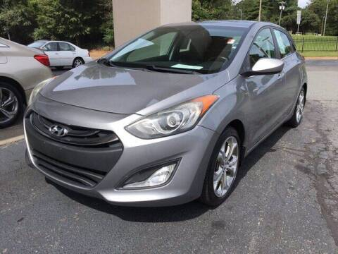 2013 Hyundai Elantra GT for sale at Credit Union Auto Buying Service in Winston Salem NC