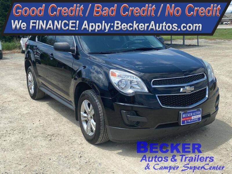2014 Chevrolet Equinox for sale at Becker Autos & Trailers in Beloit KS