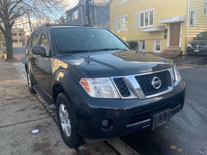 2012 Nissan Pathfinder for sale at MFT Auction in Lodi NJ