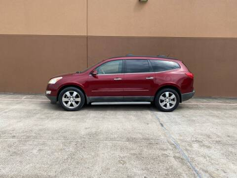 2010 Chevrolet Traverse for sale at ALL STAR MOTORS INC in Houston TX