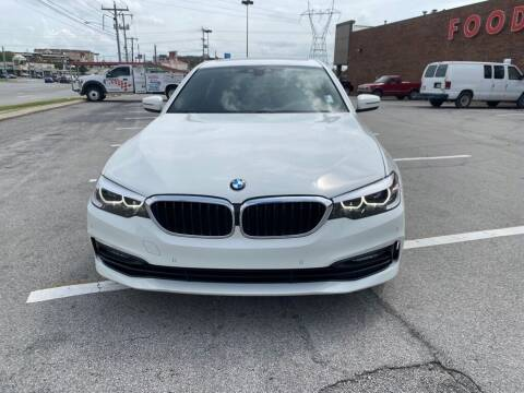 2018 BMW 5 Series for sale at Z Motors in Chattanooga TN