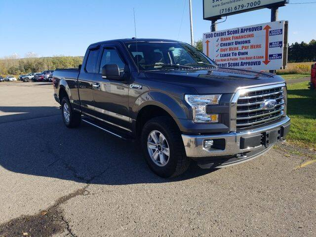 2015 Ford F-150 for sale at Sensible Sales & Leasing in Fredonia NY